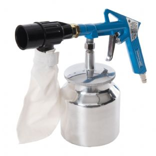 Silverline 372673 6 Piece Recirculating Sandblasting Kit